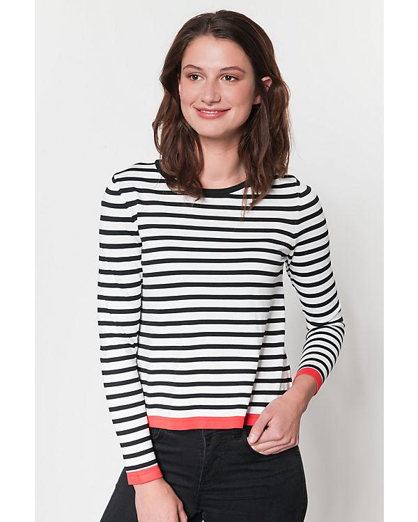 ONLY Pullover ONLY weiß schwarz weiß Pullover schwarz pwnp0OB7t