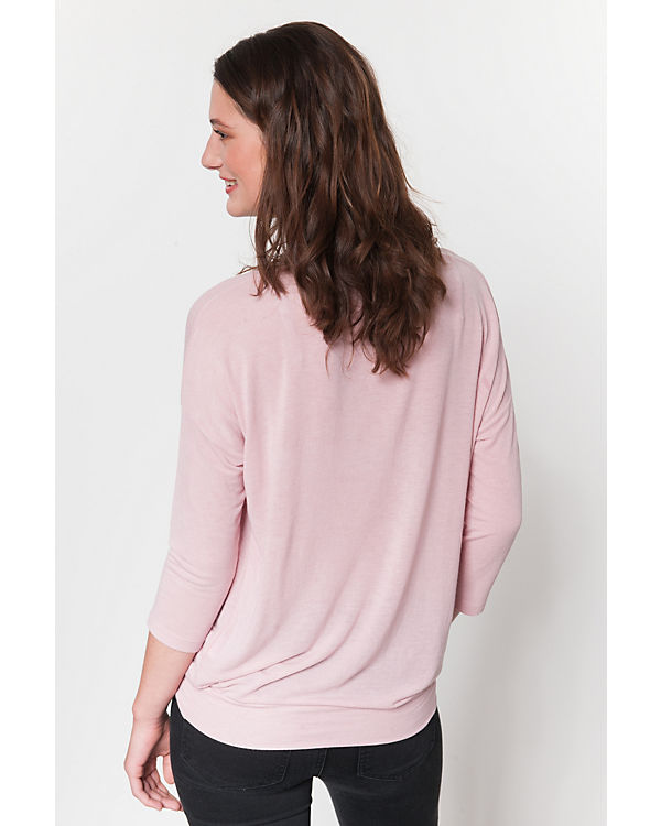 4 MODA 3 rosa VERO Shirt Arm qPFA6Ew0