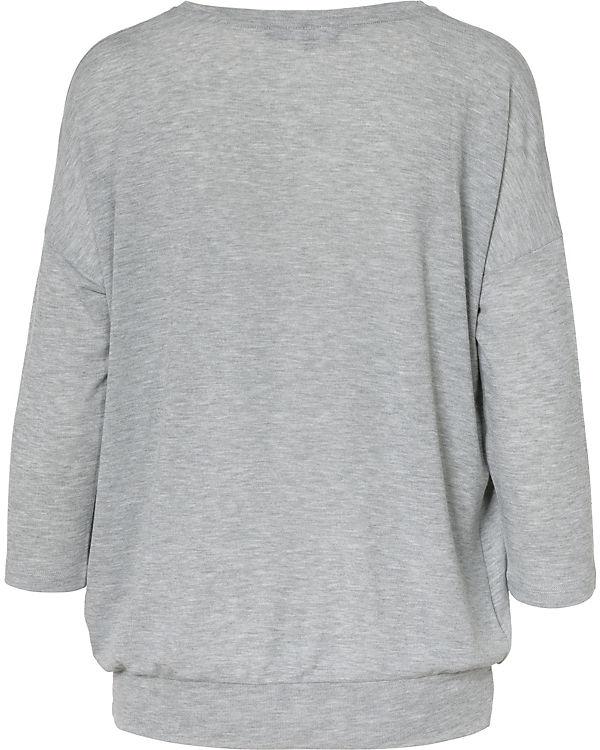hellgrau Arm Shirt MODA 4 VERO 3 OwZFW4
