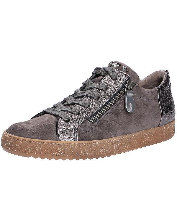 Paul Green Sneakers Low grau