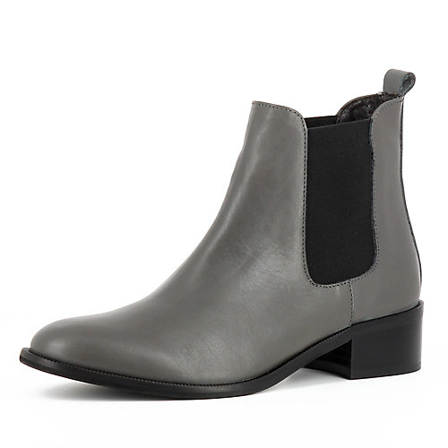 new york 9d802 ece4c Evita Shoes Chelsea Boots RITA dunkelgrau Damen Gr. 41