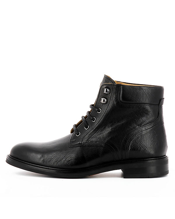 Evita Shoes Schnürstiefeletten ADRIANO schwarz