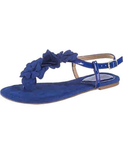 Taxi Shoes, Riemchensandalen, schwarz   ambellis 4338d36698