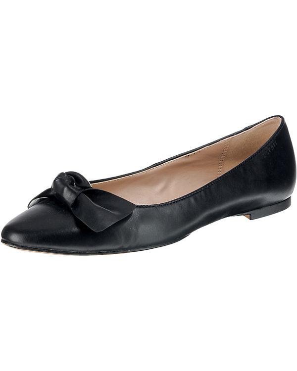 ESPRIT Kala Ballerina Klassische Ballerinas schwarz