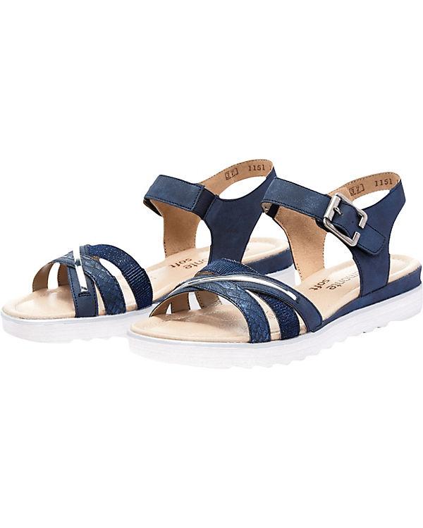 remonte D1151 Klassische Sandalen dunkelblau