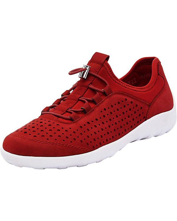 remonte, R3500 Lite n Low, Soft Sneakers Low, n rot ee445c