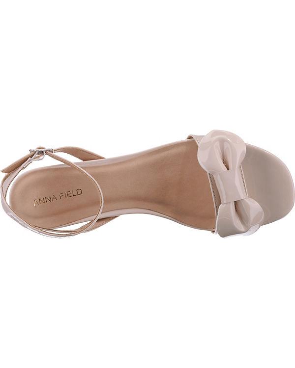 Anna beige AF Field Klassische 81 003 Sandaletten x6PvT