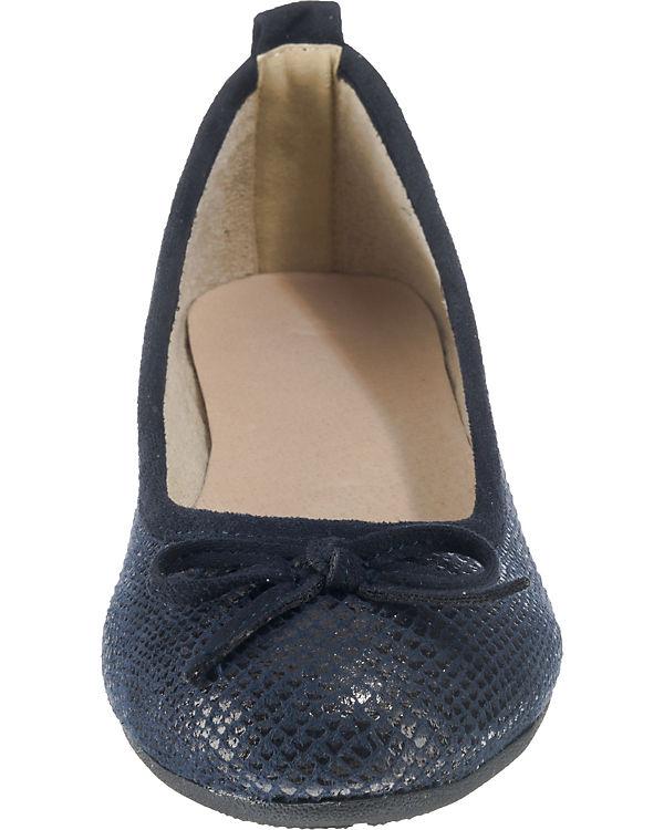 Andrea Conti, Conti, Conti, Klassische Ballerinas, blau 099144