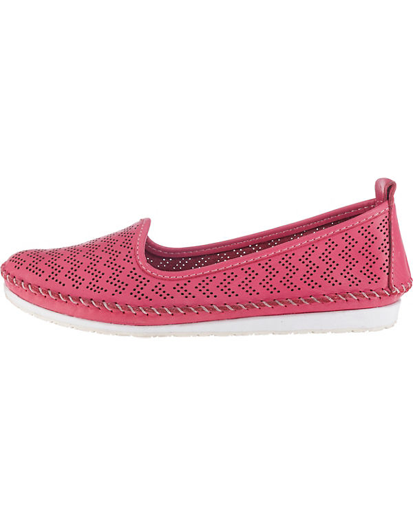 Andrea Andrea Slipper Conti pink Conti Klassische Klassische Slipper rxrFHn4