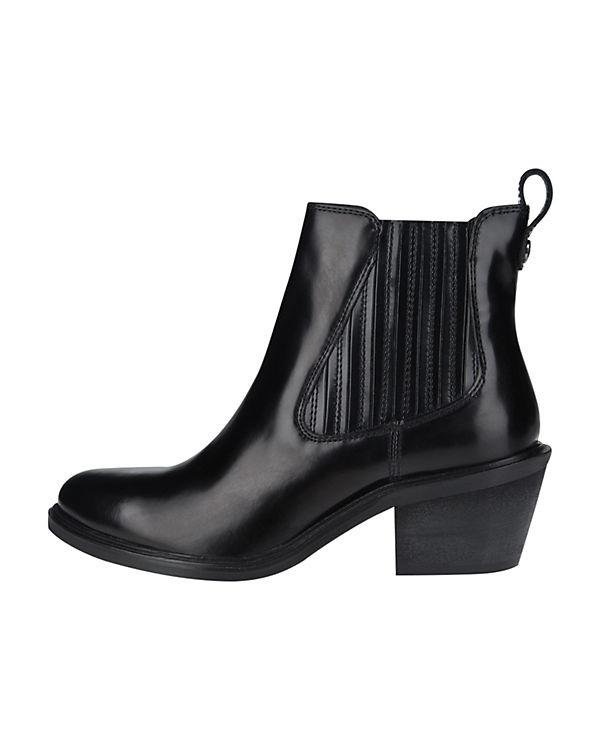 Maruti Klassische Stiefeletten schwarz