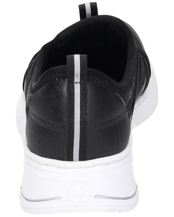 rieker Sportliche Slipper schwarz Billig Verkauf Footlocker Finish Spielraum Online Offizielle Seite 3QL3h
