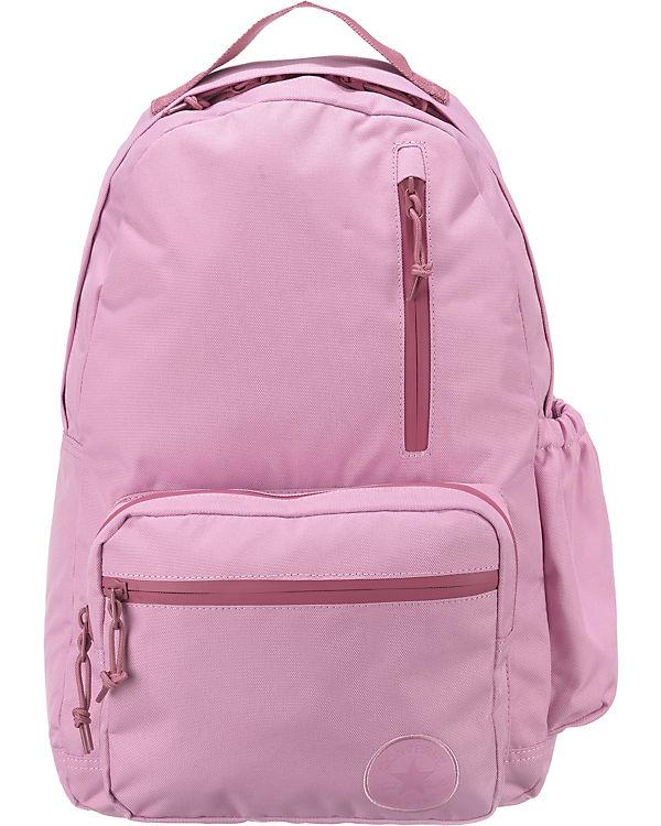 CONVERSE GO Backpack Rucksack rosa