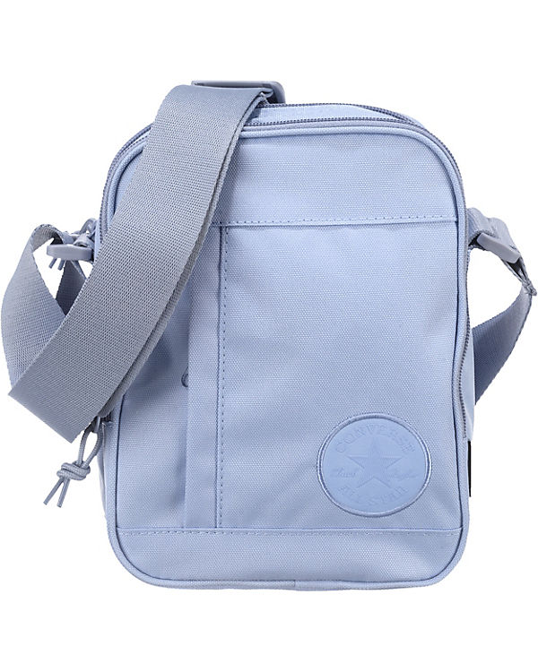 Cross Body Poly Poly CONVERSE Umh盲ngetasche hellblau CONVERSE qpUq8wc7