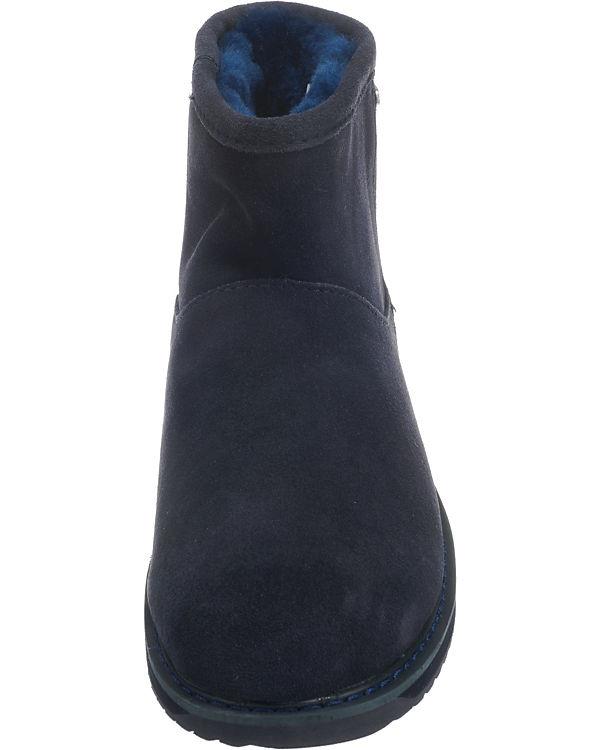 EMU Australia Paterson Classic Mini Winterstiefeletten dunkelblau