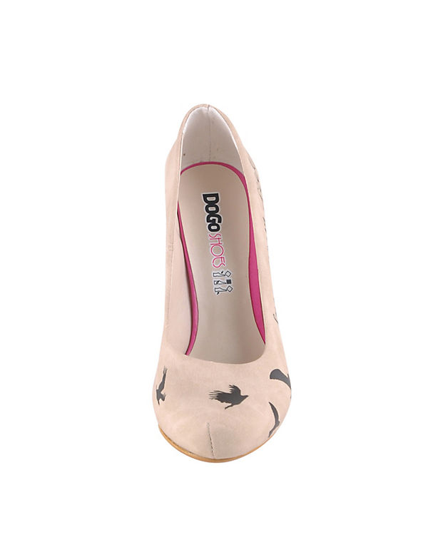 Dogo Shoes, Free Klassische Pumps High-Heels Free Shoes, Your Feet, mehrfarbig 53d92a
