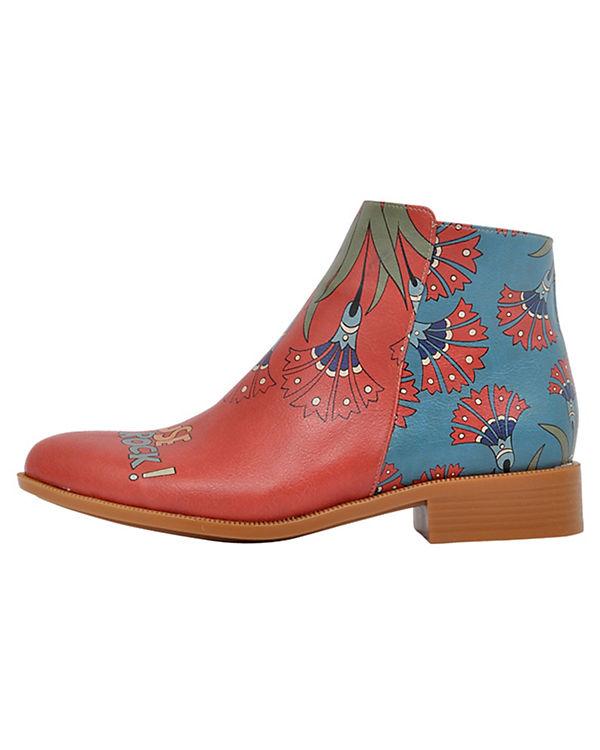 Classics Stiefeletten Dogo Shoes Chelsea mehrfarbig Klassische Boots wqnPBn7x