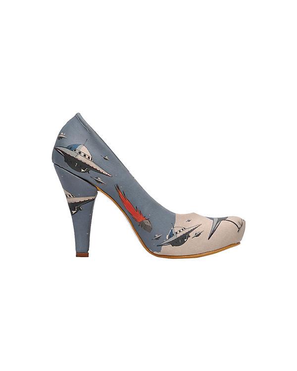 Pumps Klassische 2 attack Dogo ufo Shoes High Heels mehrfarbig qv5xvgpwEA