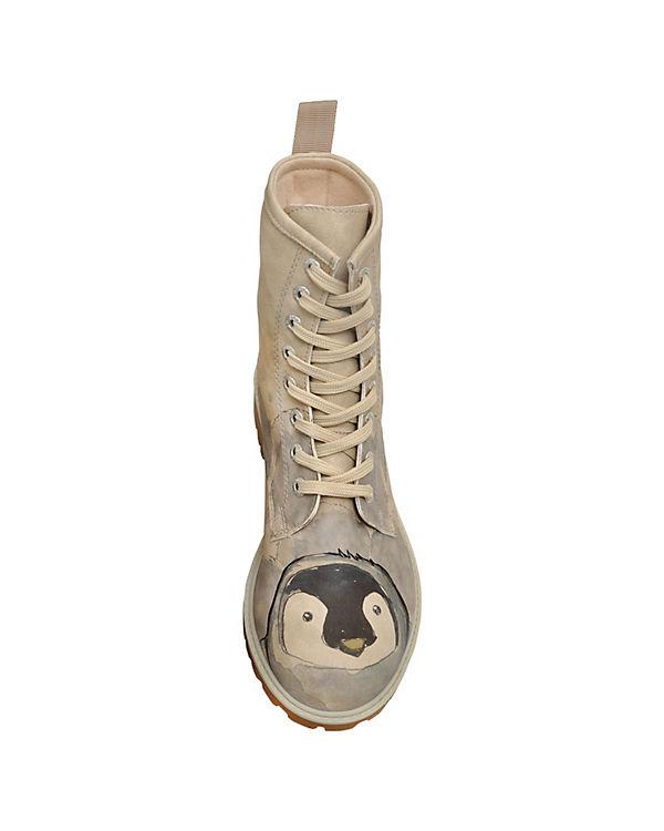 Dogo Shoes Schnürstiefeletten Boots Magic Snow mehrfarbig