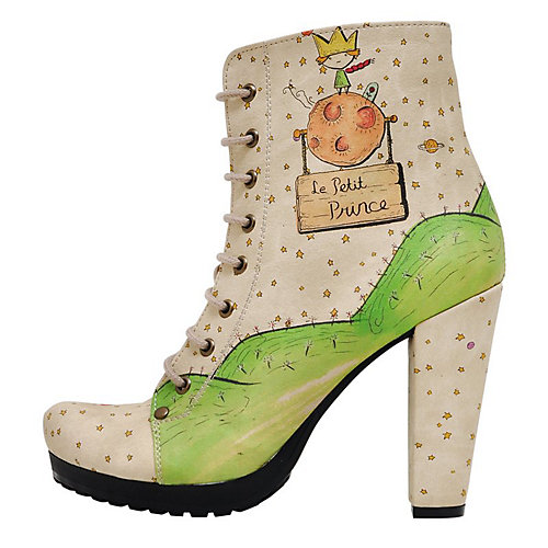 Dogo Shoes Schnürstiefeletten Chloe Le Petit Pr...