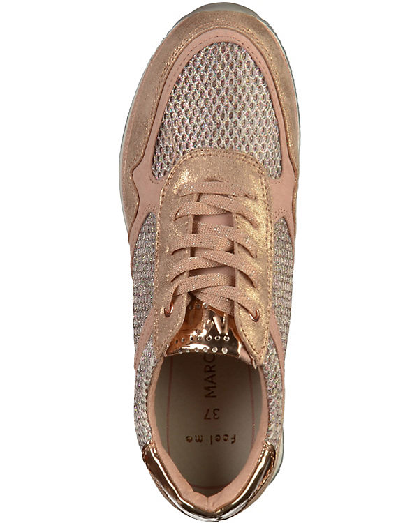 MARCO TOZZI, Sneakers Low, Low, Low, rosa b04706