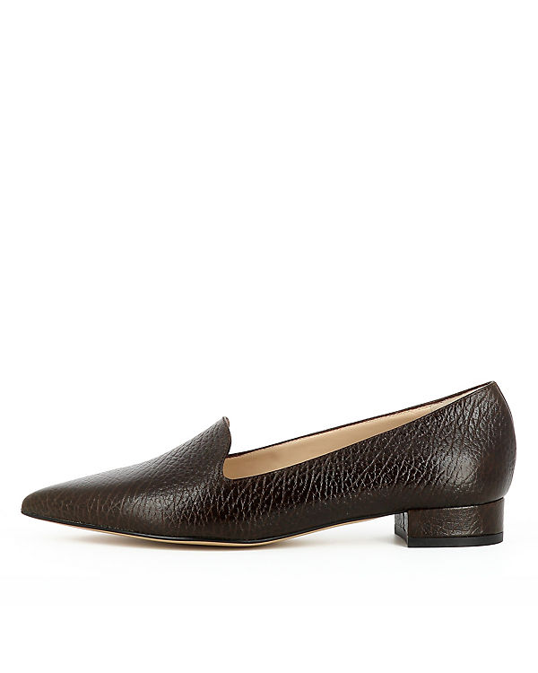 Evita Shoes Shoes Loafers dunkelbraun Loafers Evita FRANCA FRANCA dunkelbraun Shoes Evita rqwxr01