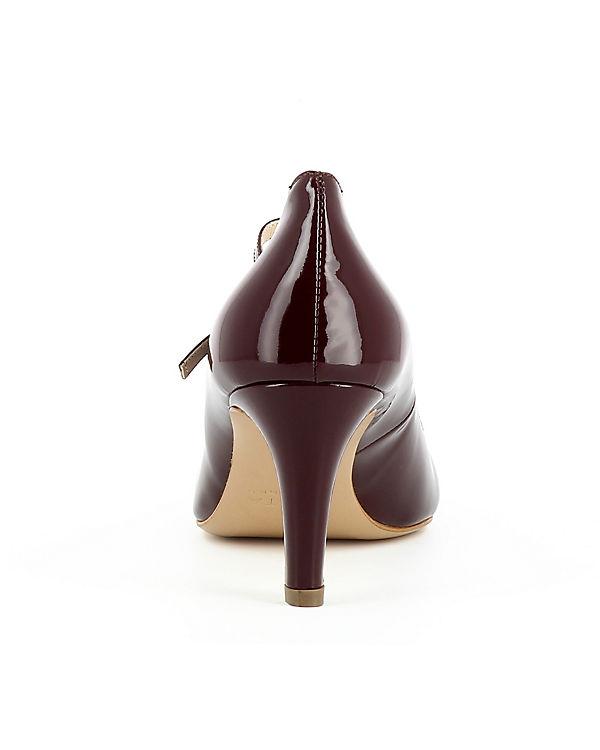 Shoes Spangenpumps Spangenpumps bordeaux BIANCA Evita Shoes Evita Rgpgx
