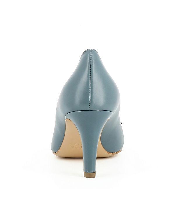 Evita Shoes Klassische Pumps BIANCA hellblau