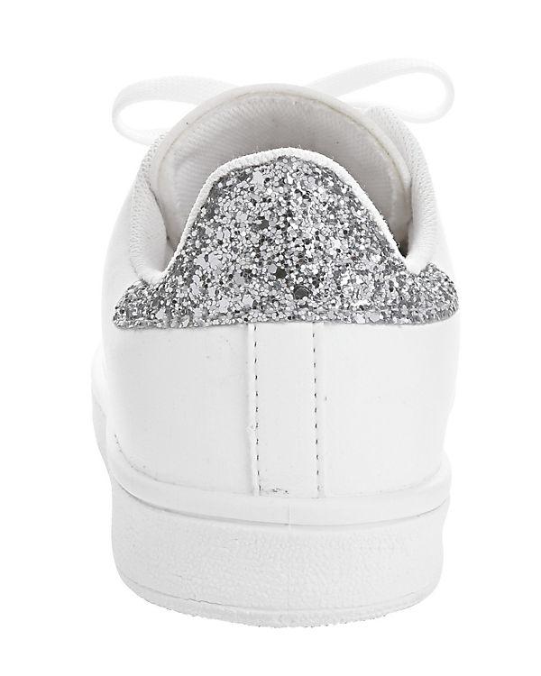 KLiNGEL Sneakers Low weiß-kombi