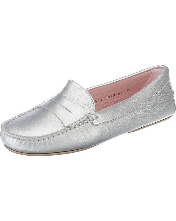Pretty Ballerinas Loafers silber