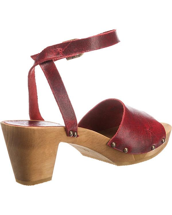 Sanita Klassische Klassische rot Sandaletten Sanita Sanita Klassische rot Sanita Sandaletten Sandaletten rot Sandaletten Klassische XqYBYw