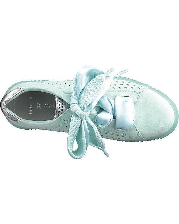 MARCO türkis TOZZI TOZZI Sneakers Low türkis Low MARCO Sneakers MARCO vfqrgv
