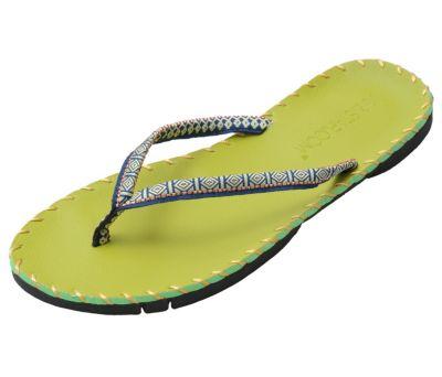 Yogistar » Green« Sandale, grün, grün