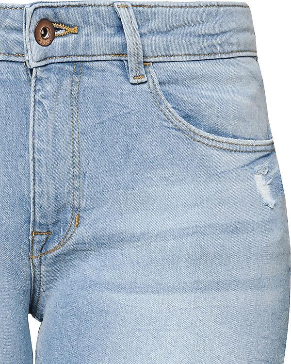 Rise Jeans ESPRIT hellblau ESPRIT edc by by edc Skinny Medium AzIXqd8nx