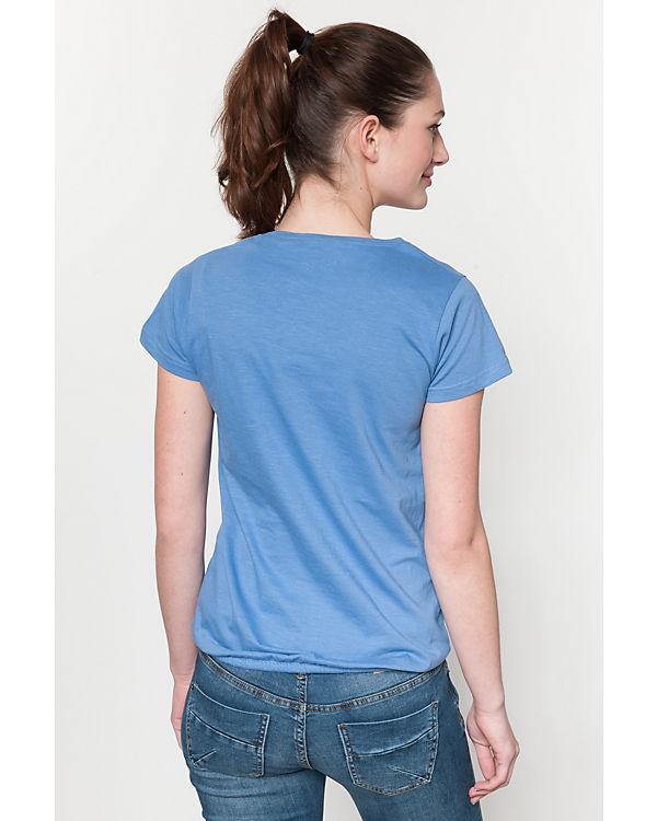T T Shirt blue blau T Shirt blue blau blue Shirt UxWqpnwB