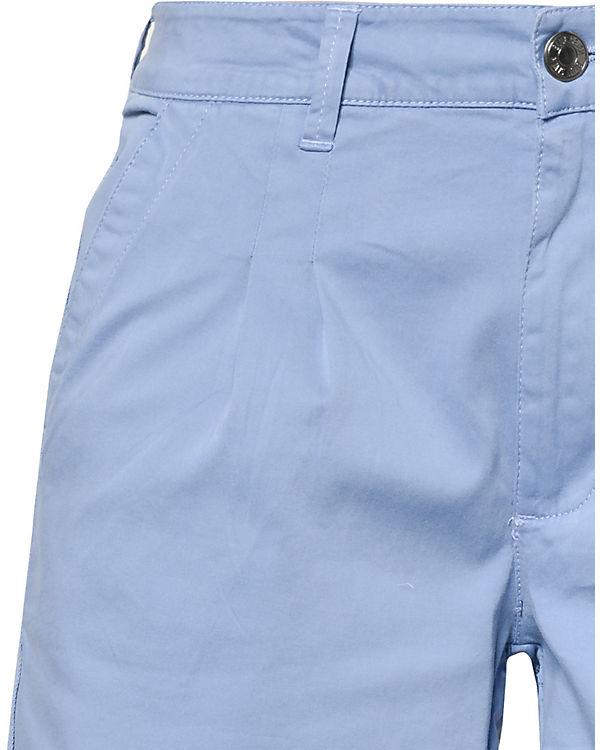 blue blau blue Chinoshorts Chinoshorts blau ZqwC6ExX