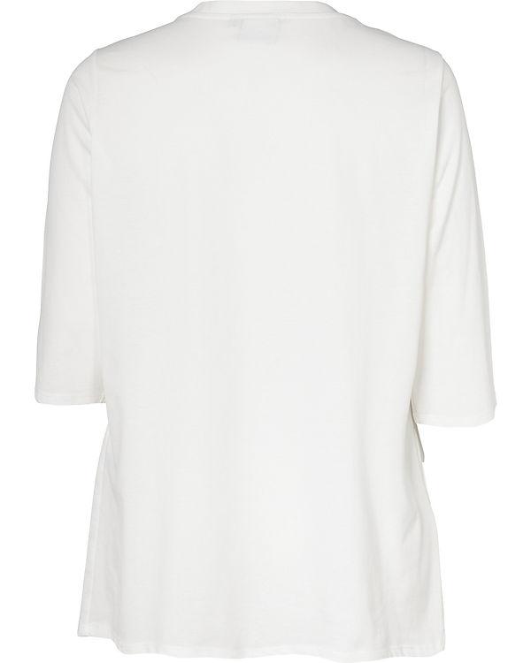 4 JUNAROSE weiß Arm 3 Shirt Ug8w5q08x