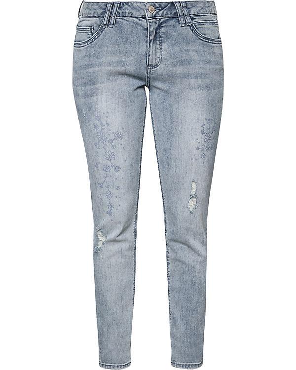 s.Oliver Jeans Shape Superskinny blau
