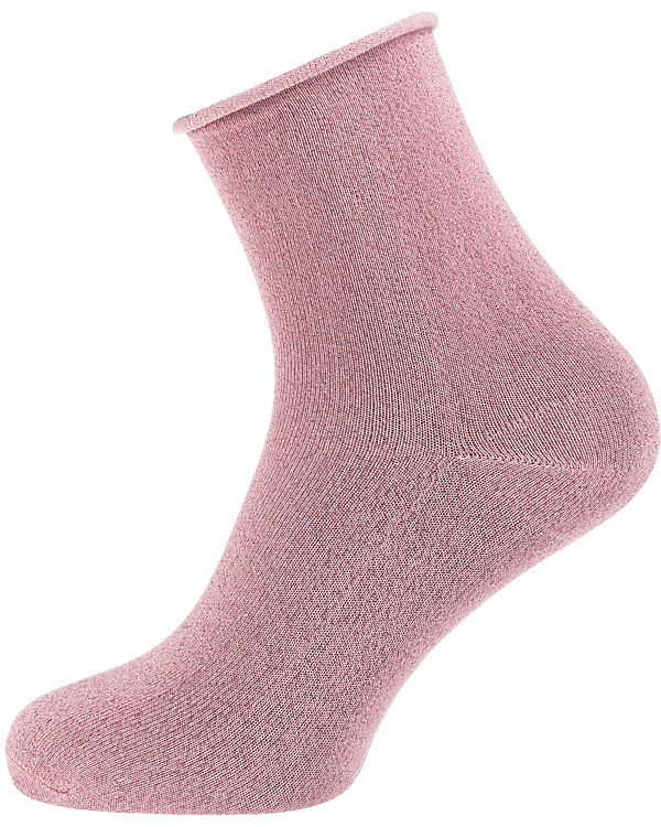 camano 2 Paar Socken rosa