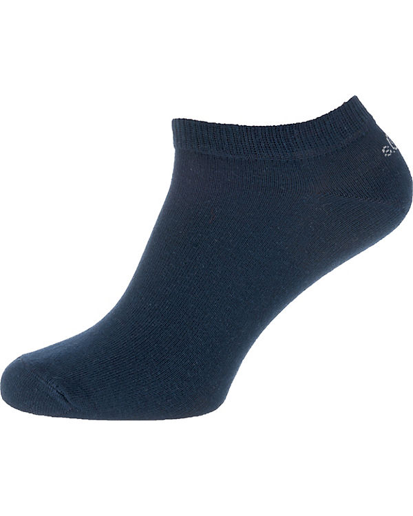 s.Oliver 3 Paar Sneakersocken blau