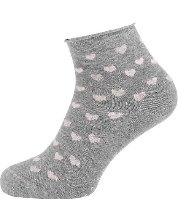 ESPRIT Valentine 3 Paar Socken grau