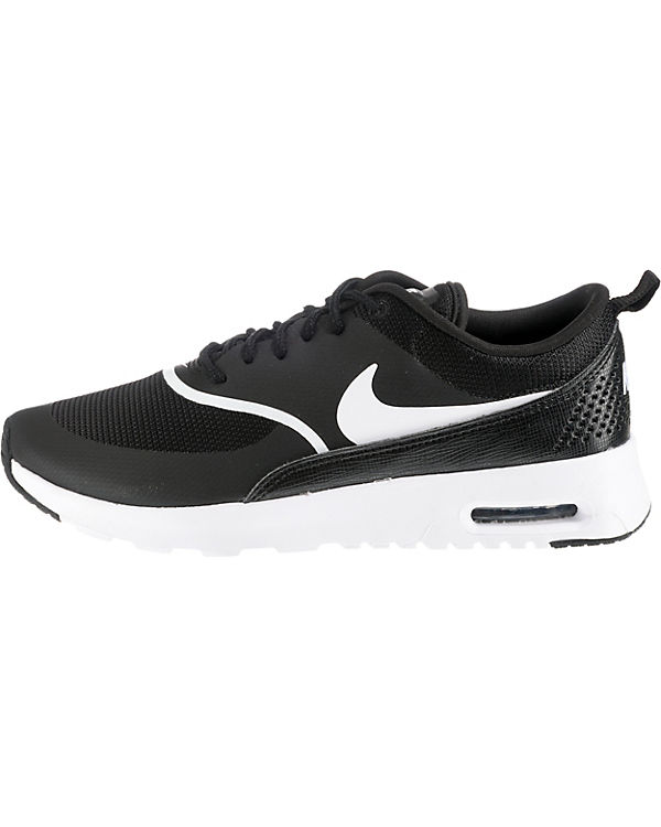 Nike kombi Thea Air schwarz Max Sportswear Sneakers rtCqwYr7