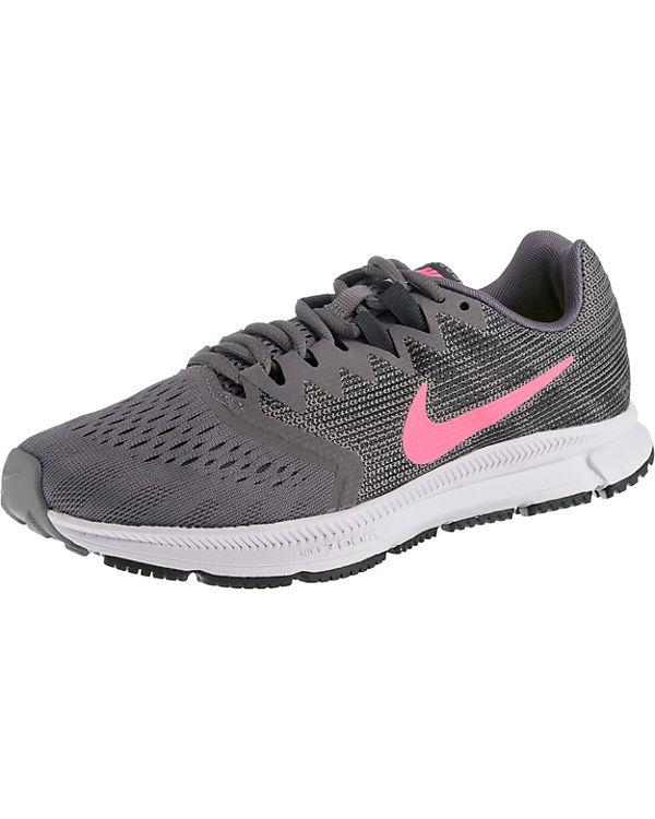 Nike Performance Zoom Span 2 Sportschuhe grau-kombi