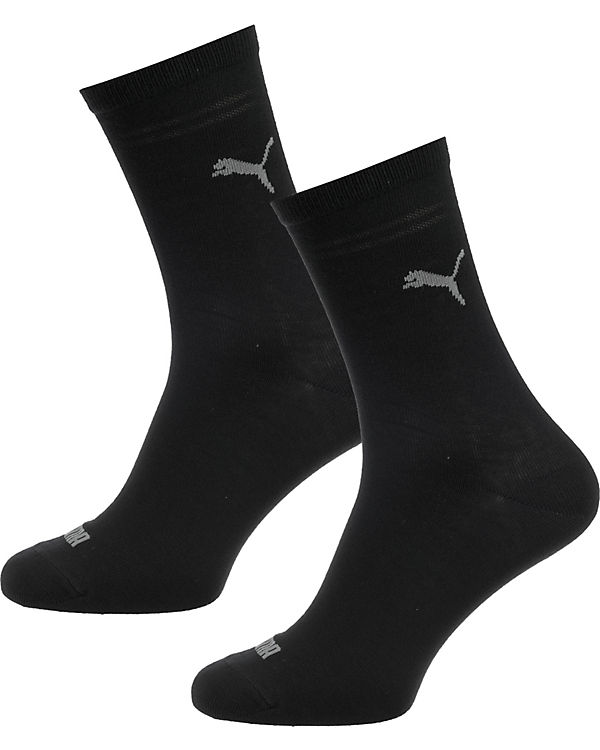 PUMA schwarz 2 PUMA Socken Socken Paar rxqYrX5w