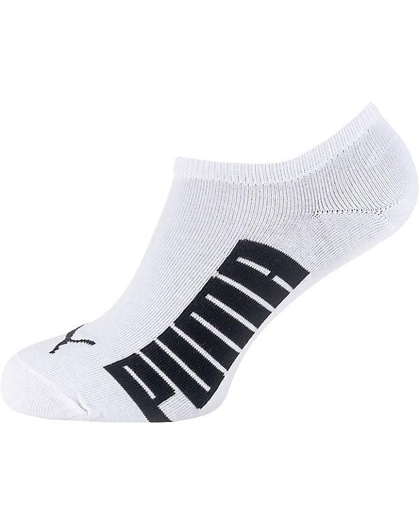 PUMA PUMA 2 Paar Sneakersocken Socken weiß-kombi