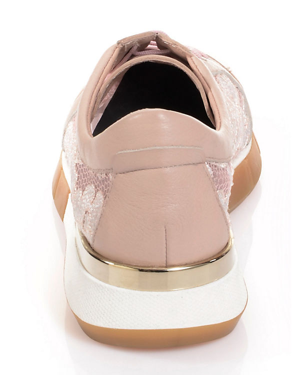 Alba Moda Sneakers Low rosa