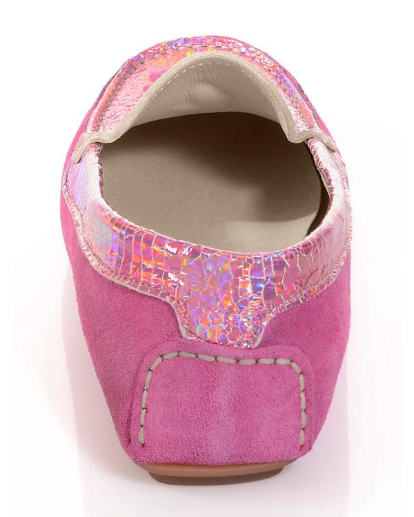 Alba Moda Mokassins pink