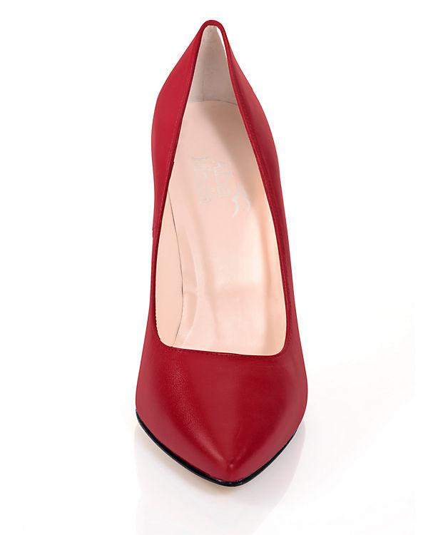 Moda Moda rot rot Pumps Alba Klassische Pumps Alba Klassische qHCXgEw