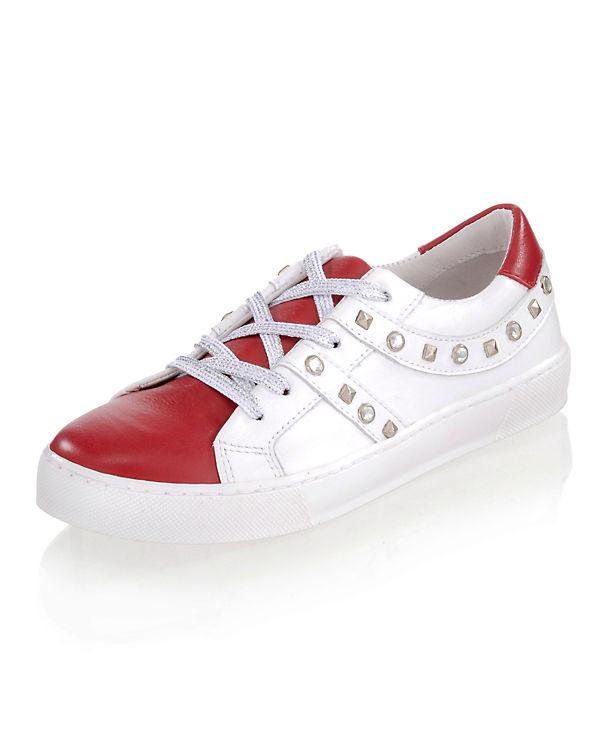 Alba Alba Alba Moda, Sneakers Low, rot 352601