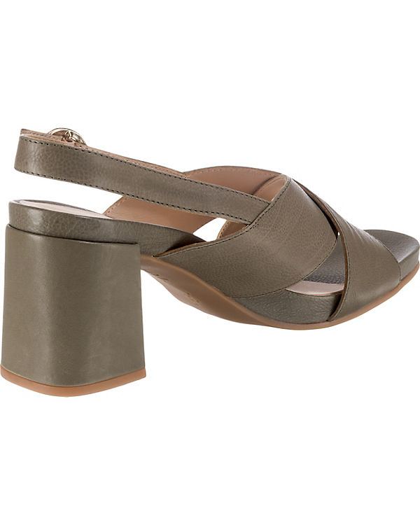 Unisa Klassische Sandaletten khaki