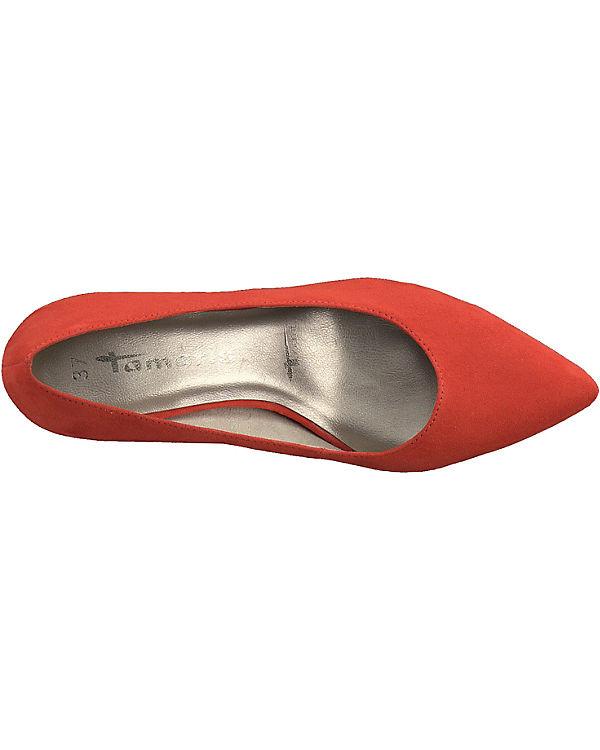 Klassische rot Tamaris Klassische Tamaris rot Pumps Pumps qPwT771Z